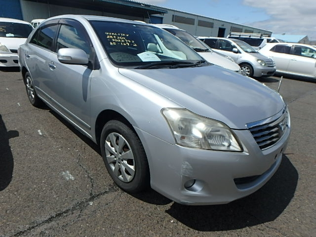 Toyota Premio  Sedan 1 - 2008  FAT SILVER