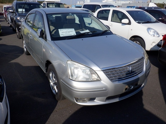 TOYOTA PREMIO  SEDAN 3 - 2002  FAT SILVER