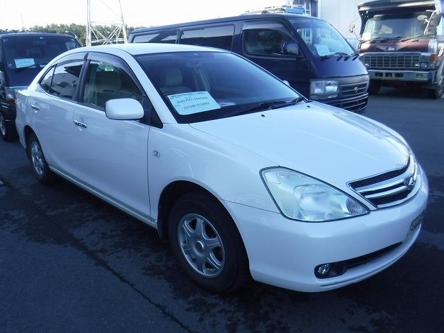 Toyota Allion  Sedan 12 - 2006  FAT PEARL WHITE