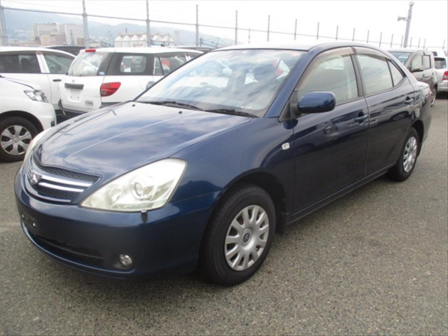 Toyota Allion  Sedan 3 - 2007  FAT Blue