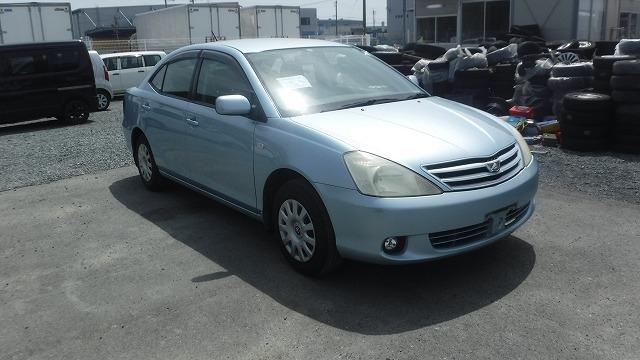 Toyota Allion  Sedan 6 - 2003  FAT LIGHT BLUE