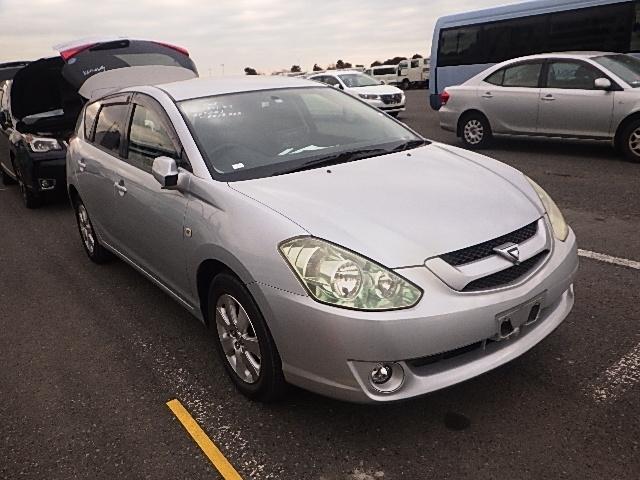 Toyota Caldina Wagon  Station Wagon 5 - 2004  FAT SILVER