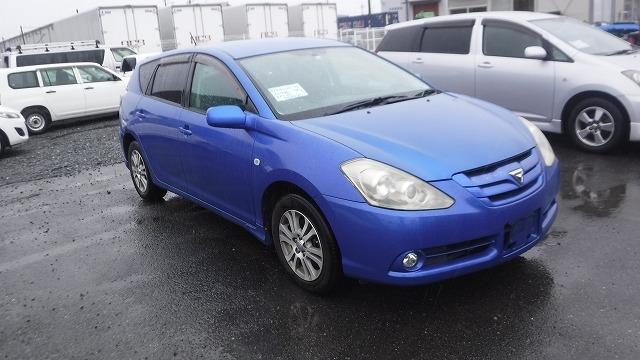 Toyota Caldina Wagon  Station Wagon 6 - 2006  FAT BLUE