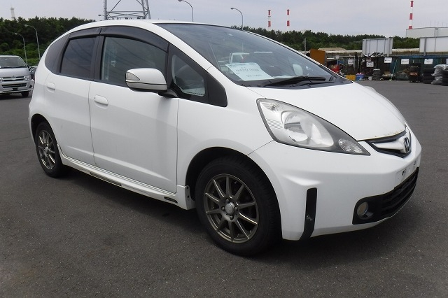 used japanese honda fit 2008 for sale.   qualitex