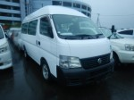 Nissan 2005 Caravan Bus