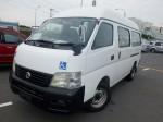 Nissan 2001 Caravan Bus