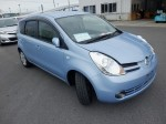 Nissan 2007 Note