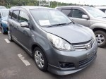 NISSAN 2010 NOTE