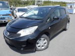 Nissan 2014 Note