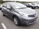 NISSAN 2015 NOTE