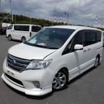 Nissan 2012 Serena