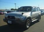 Toyota 1995 Land Cruiser 80