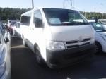Toyota 2012 Hiace Van