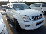 Toyota 2004 Land Cruiser Prado