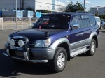 Toyota 1996 Land Cruiser Prado