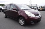 Nissan 2011 Note