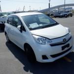 Toyota 2013 Ractis