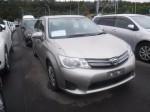 Toyota 2012 Corolla Axio
