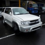 Toyota 2001 Hilux Surf