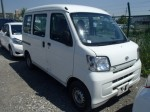 Daihatsu 2014 Hijet Van