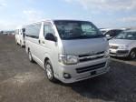 Toyota 2012 Regius Ace Van