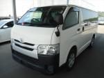 Toyota 2014 Hiace Van