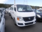 Nissan 2010 Caravan Van