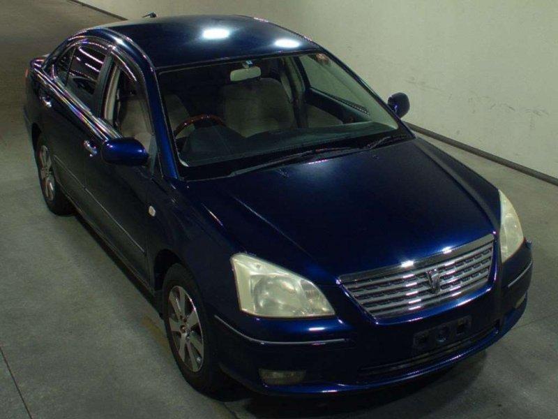 Toyota Premio  Sedan 1 - 2003  FAT Blue