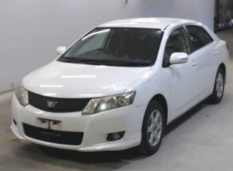 Toyota Allion  Sedan 6 - 2007  FAT Pearl White