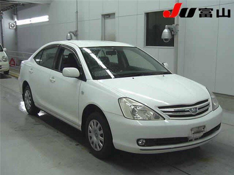 Toyota Allion  Sedan 2 - 2007  FAT White
