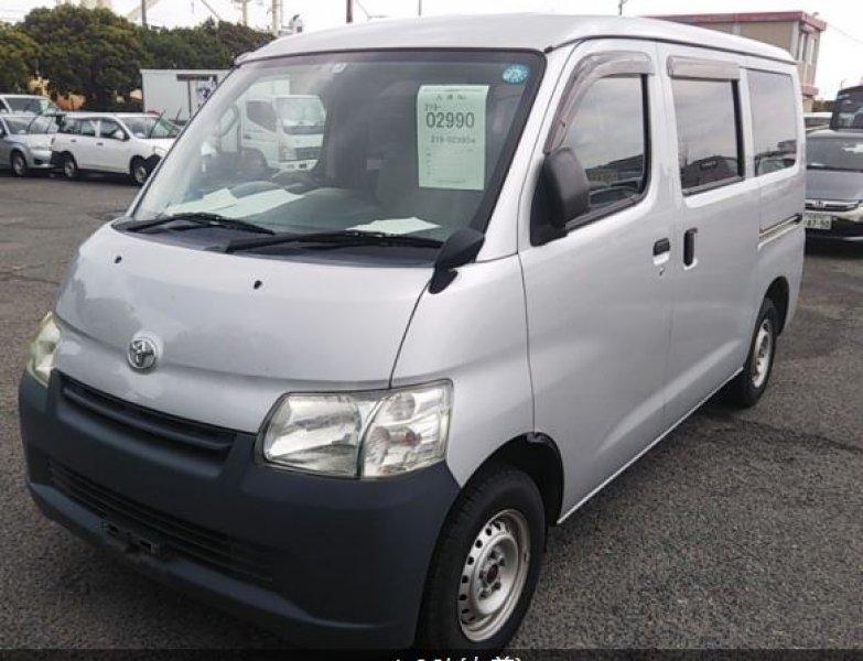 Toyota Townace Van  Van / OneBox 2 - 2014  AT SILVER