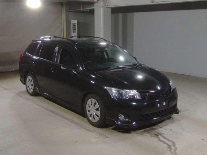 Toyota Corolla Fielder  Station Wagon 12 - 2012  FAT BLACK