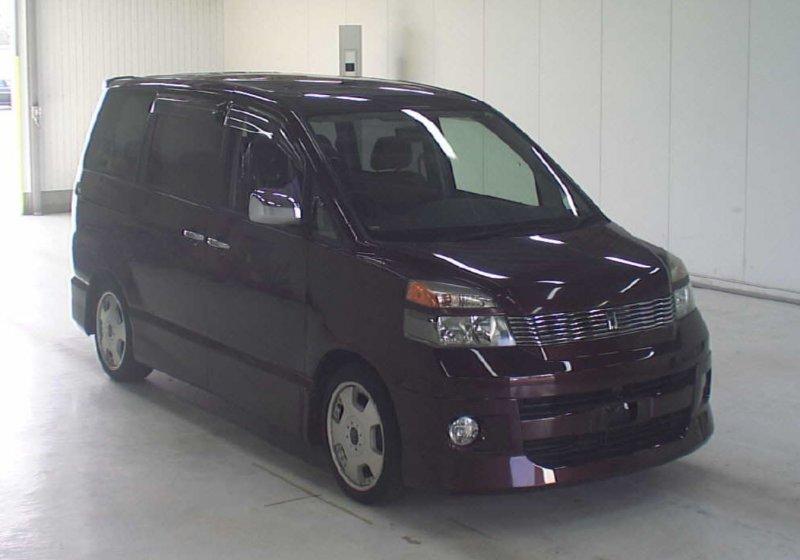 Toyota Voxy  Van / OneBox 9 - 2002  CAT Wine