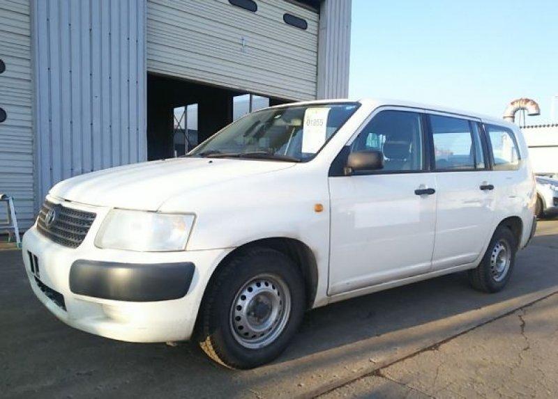 Toyota Succeed Van  Station Wagon 3 - 2005  F5 WHITE