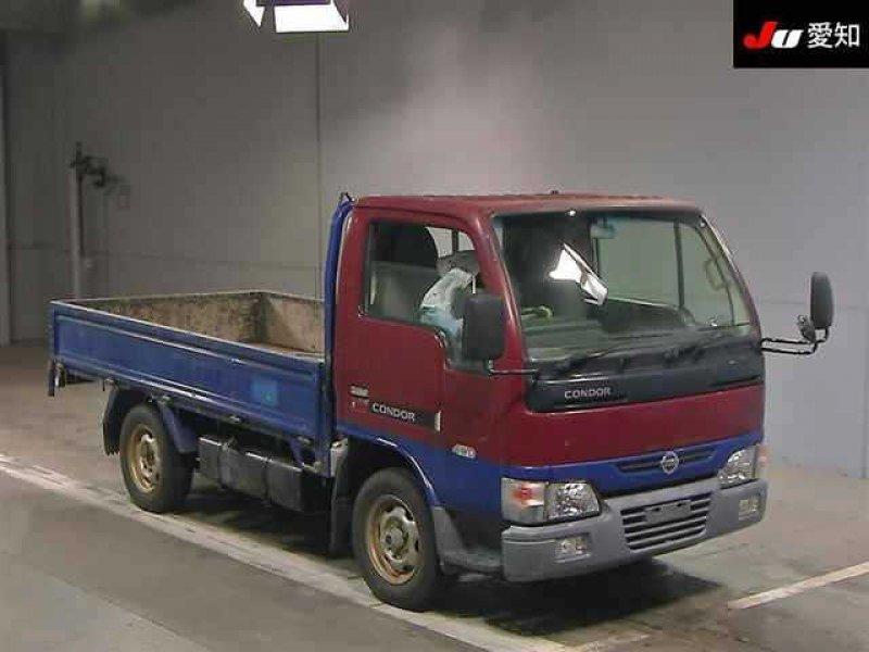 NISSAN CONDOR  TRUCK 12 - 2004  F5 BLUE