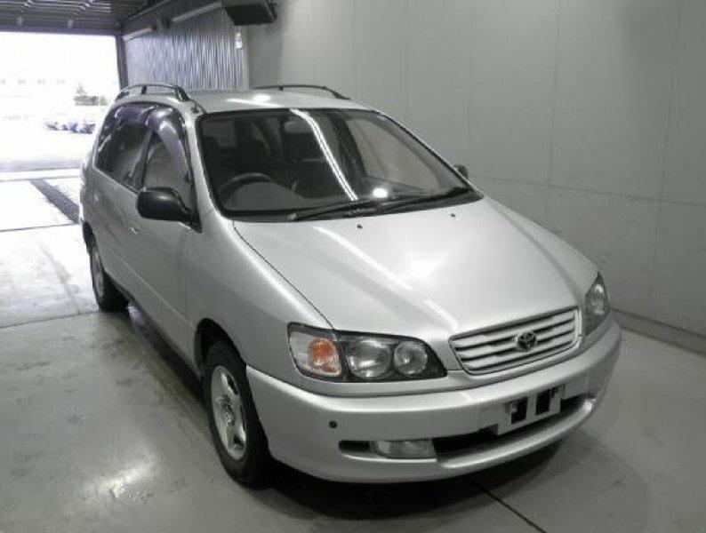 Toyota Ipsum  Station Wagon 3 - 1997  CAT SILVER