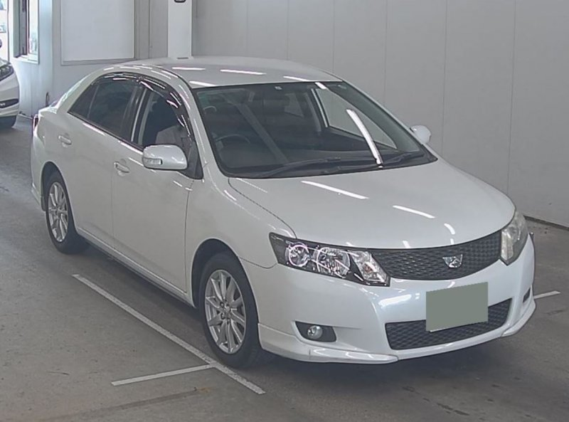 Toyota Allion  Sedan 7 - 2007  FAT PEARL WHITE