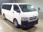 Toyota 2015 Hiace Van