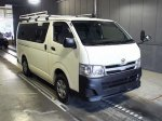 Toyota 2013 Hiace Van