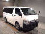 2012 Toyota Hiace Van