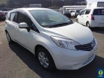 Nissan 2012 Note