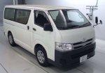 Toyota 2013 Regius Ace Van