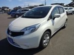 NISSAN 2016 NOTE