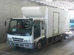Isuzu 2000 Forward Freezer