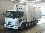 Isuzu 2008 Forward Freezer