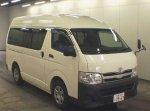 2011 Toyota Hiace Van