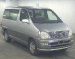 Toyota 2001 Regius