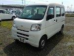 2012 Daihatsu Hijet Van