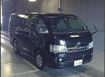 Toyota 2010 Regius Ace Van