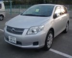 2007 Toyota Corolla Fielder